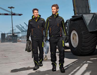 Damen und Herren Arbeitskleidung Erfahrung Bild mittig engelbert strauss GmbH & Co. KG