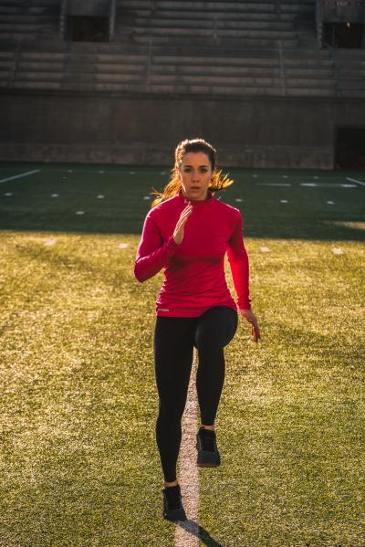 Abnehmen durch Sport und gesunde Ernährung Erfahrung Bild mittig
