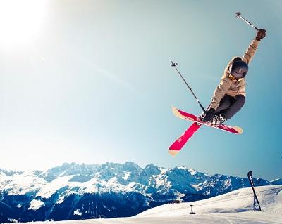 Raus aus der Stadt: Natur auf Skiern genießen Bild oben