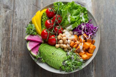 So gelingt gesunde Ernährung bei wenig Zeit Bild oben