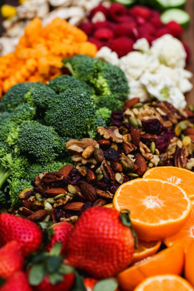 So gelingt gesunde Ernährung bei wenig Zeit Anleitung Bild unten