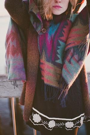 Muss es Mode zum Wegwerfen sein? Bild oben