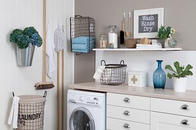 Den eigenen Waschsalon gestalten Bild oben