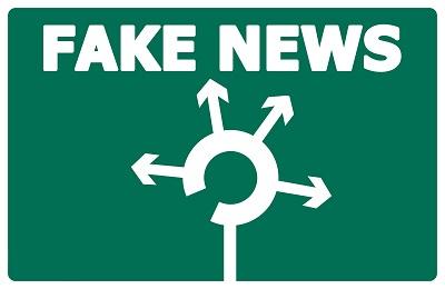 Fehlinformationen im Internet Bild oben