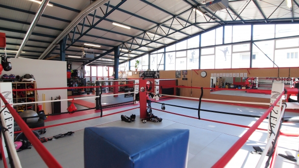 Kick-Boxing Fitness Group-Fitness