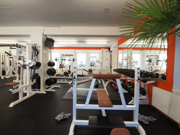 Kampfsport Fitness