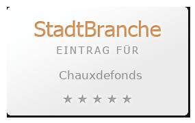 Chauxdefonds Bewertung & Öffnungszeit