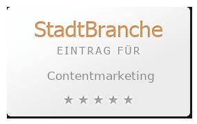 Contentmarketing Bewertung & Öffnungszeit