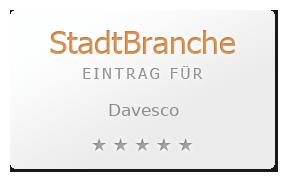Davesco Bewertung & Öffnungszeit