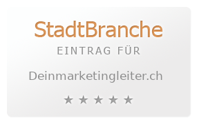 deinmarketingleiter.ch  Corporate Marketing Support