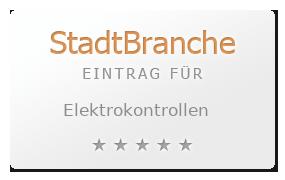 Elektrokontrollen Elektrokontrollen Home Sicherheitsnachweis
