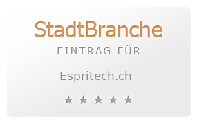 espriTech GmbH  Switzerland :::