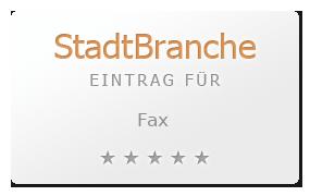 Fax Bewertung & Öffnungszeit