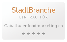Willkomen bei H.J. Gabathuler Food