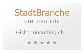 Gisler Consulting   Home