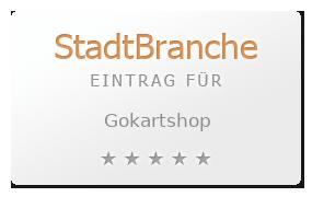 Gokartshop Bewertung & Öffnungszeit