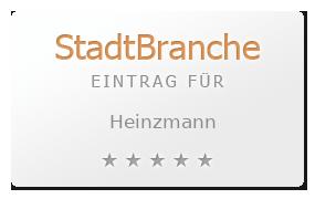 Heinzmann Bewertung & Öffnungszeit