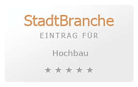 Hochbau Hochbau Standardkalkulation Standard
