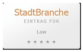 Law Bewertung & Öffnungszeit