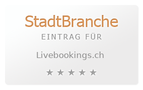 Livebookings CH: Online Marketing