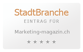 marketing magazin.ch   Informationen