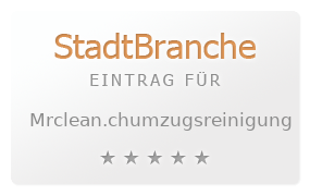 Reinigungsfirma mr. clean AG