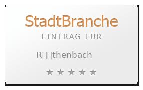 R��thenbach Bewertung & Öffnungszeit