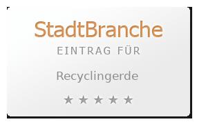 Recyclingerde Bewertung & Öffnungszeit