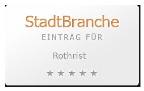 ᐅ Rothrist In Montagen Schweiz 2019