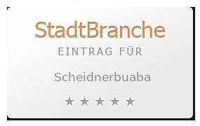 Scheidnerbuaba Bewertung & Öffnungszeit