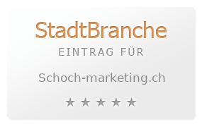 SCHOCH Marketing   Welcome
