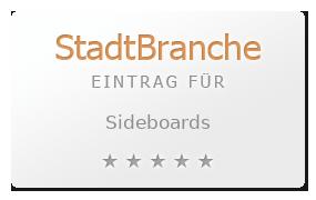 Sideboards Bewertung & Öffnungszeit