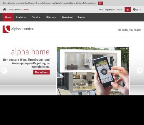 Alpha Innotec Erfahrungen wrmepumpe alpha innotec erfahrungen gallery of hydraulik und bis zu