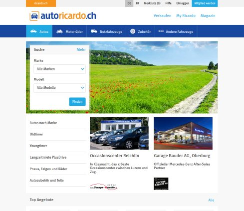 ᐅ Autos Bei Auto24ch Chf 2018