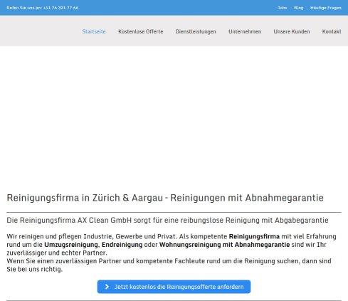 ᐅ Reinigungsfirma In Zürich Aargau Reinigung Wettingen 2018