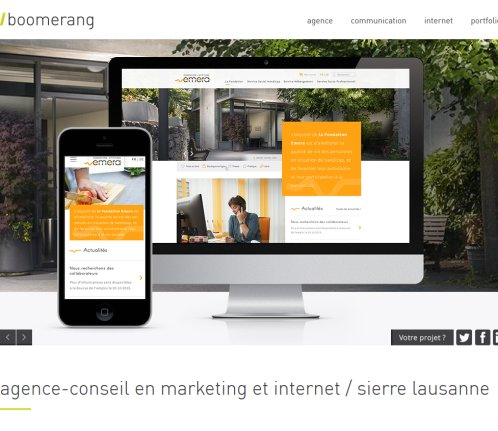 Boomerang Marketing   Agence conseil en marketing et communication :::: Sierre   Valais   Lausanne  Öffnungszeit