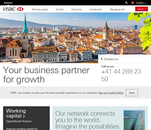 HSBC Business   Your Partner for Growth | HSBC China  Öffnungszeit