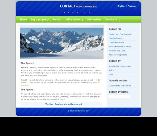 Contact Real estate agency  Verbier  Öffnungszeit