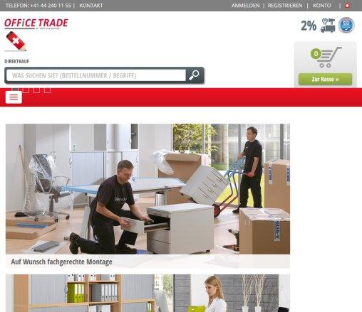 ᐅ DELTA V AG :: Büromöbel › · Wollerau 2018