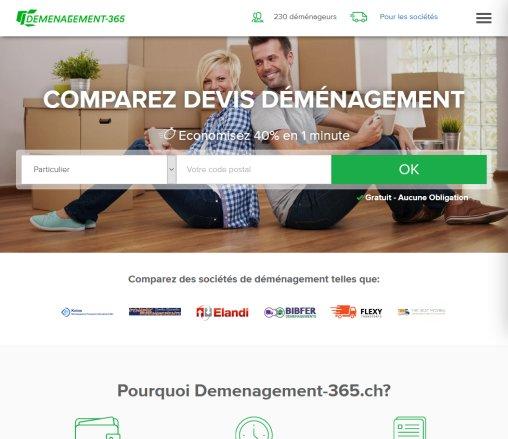 demenagement 365