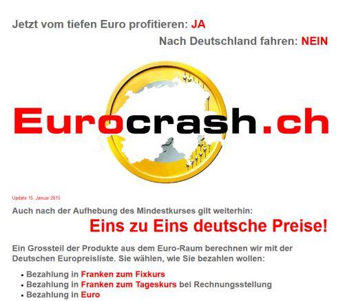 ᐅ Euro Crash Möbel Deutschland Schweizer Deutschland 2018