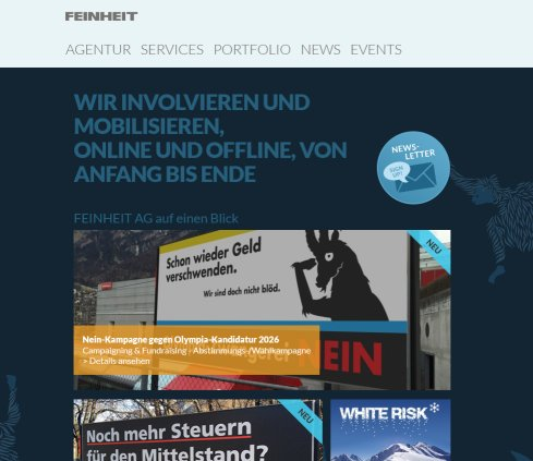 FEINHEIT   FEINHEIT GmbH ? Online Marketing  Social Media Marketing Agentur FEINHEIT GmbH Öffnungszeit