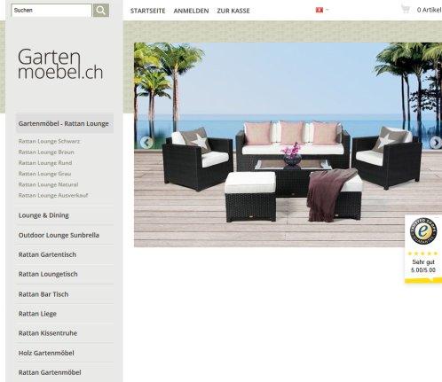 ᐅ Gartenmöbel Gartentische › Lounge Cham 2018