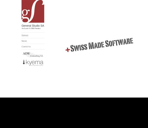 General Studio SA   Swiss Made Software  Öffnungszeit