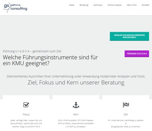 Start   gs engineering consulting GmbH gs engineering consulting gmbh Öffnungszeit