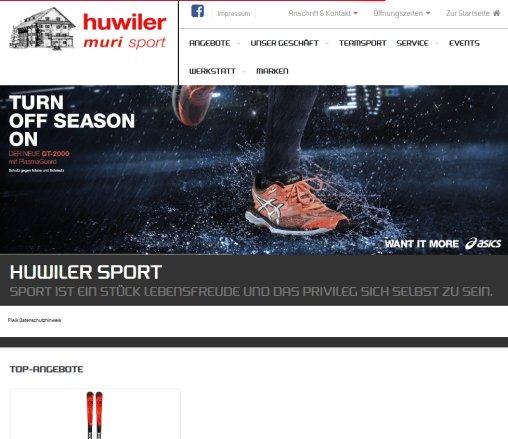 Schuhe   Huwiler Sport , 5630 Muri