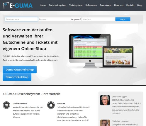 Idea Creation GmbH   Gutschein Management System E GUMA  Gutscheine  Gutscheinverwaltung  Gutscheinsoftware  E Commerce  E Marketing  Software  Hotel  Gastro  Organisation Idea Creation GmbH Öffnungszeit