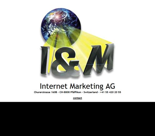 ::: I  M   Internet Marketing AG :::  Öffnungszeit