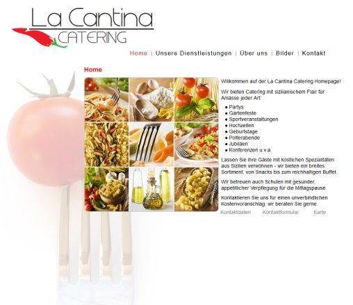 La Cantina Catering | Home | Party Catering | Party Service | Event Catering | Italienisches Catering | Buffet | Partyservice | Basel | Schweiz  Öffnungszeit
