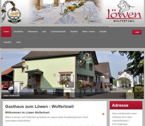 ᐅ Gasthaus Zum Lowen Wolfertswil Wolfertswil 2018